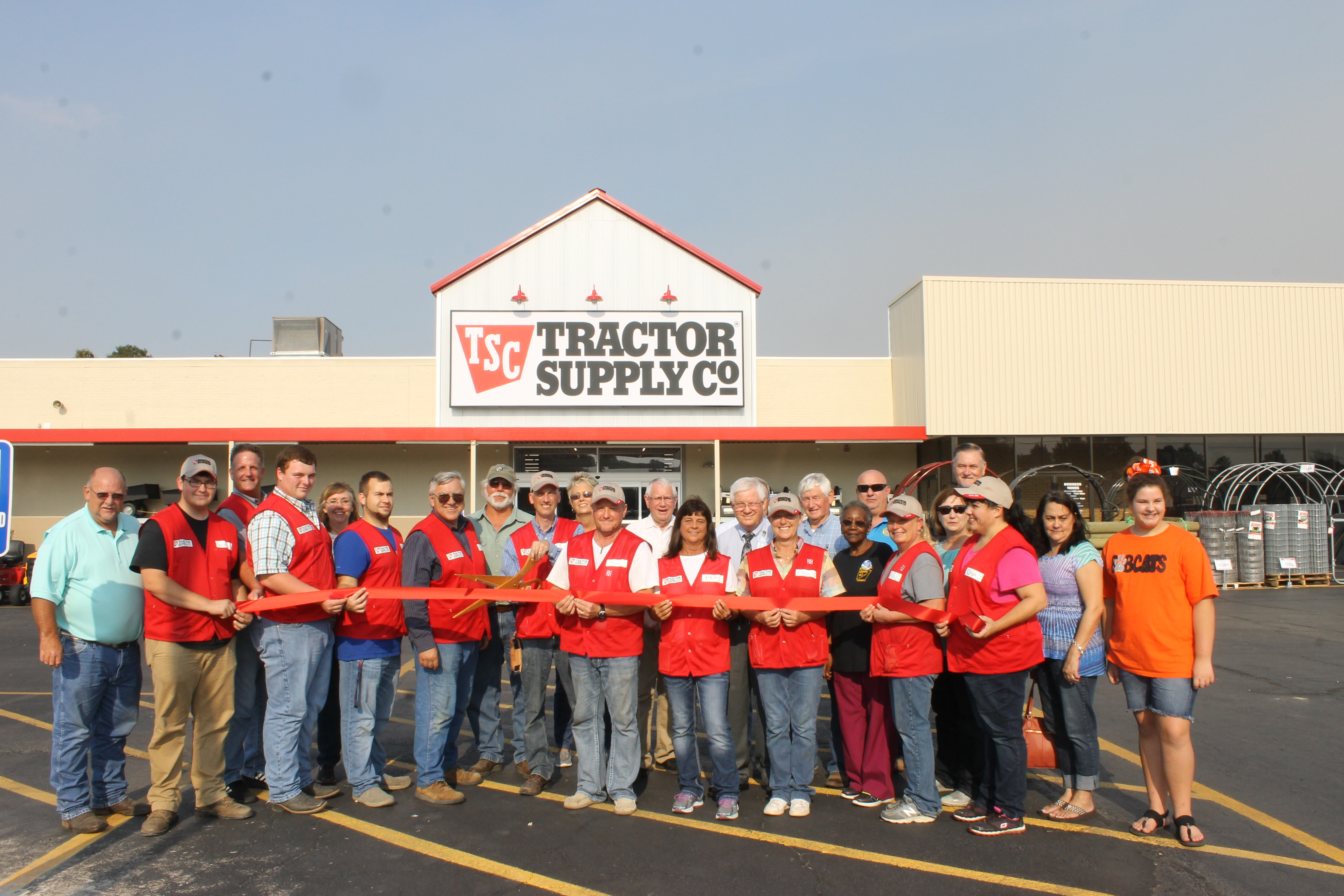 Tsc Tractor Supply : News archives lawrence county chamber of commerce